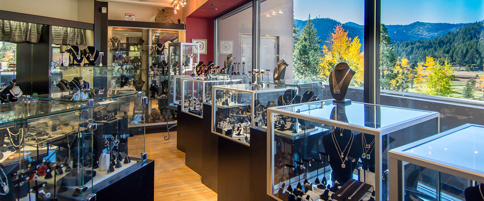 Double Diamond Jewelry in Olympic Valley California  -