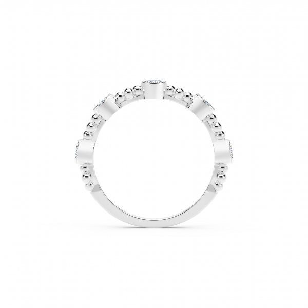Each piece in the Forevermark Tribute™ Collection features rare and responsibly sourced diamonds that are carefu - image #3