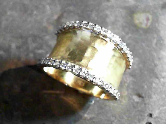 Diamond Engagement Rings/Wedding Bands - Fashion Ring