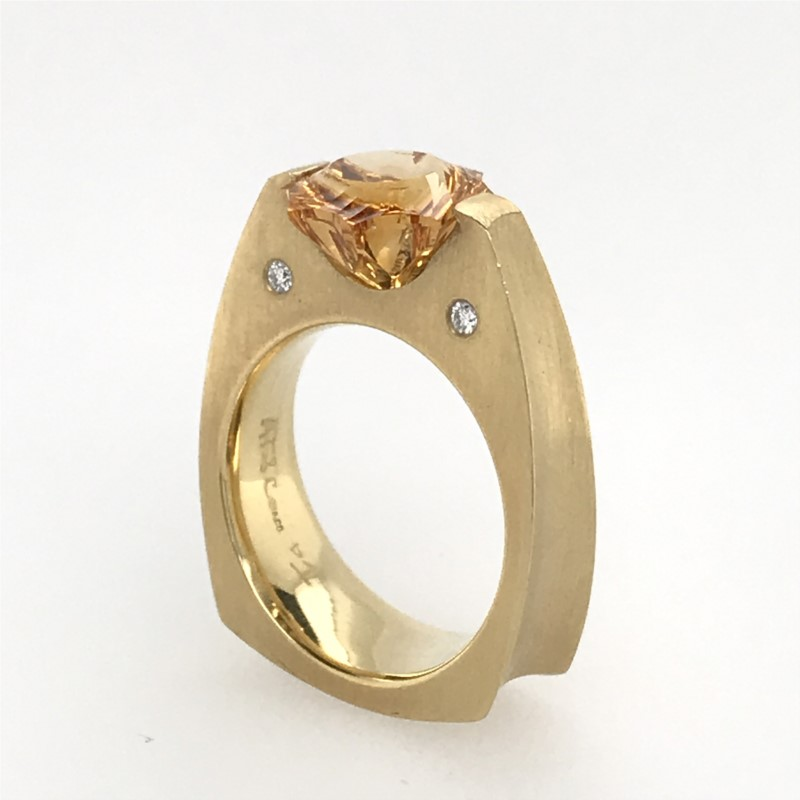 Womens Rings - Fashion Ring - image #2