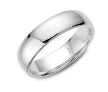 Mens Rings - Wedding Band