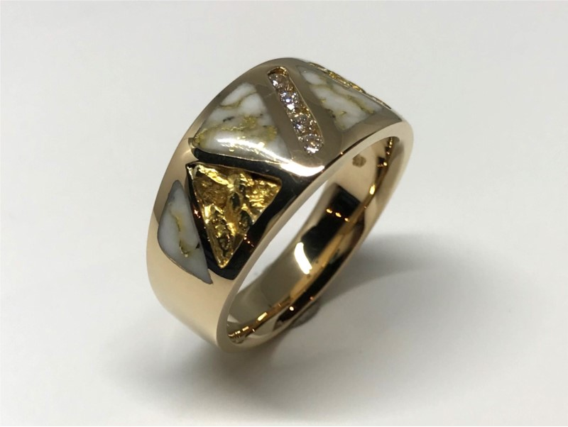 Mens Rings - Fashion Ring - image #2