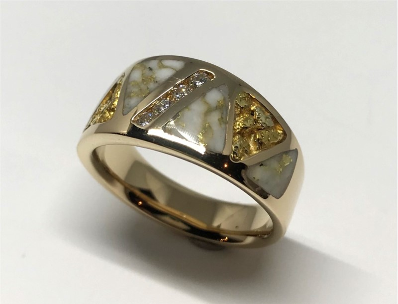 Mens Rings - Fashion Ring - image #3