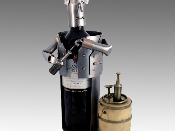 Sommelier Wine Bottle Holder