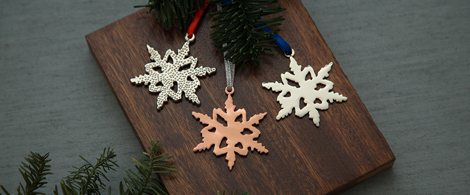 Snowflake Ornaments -