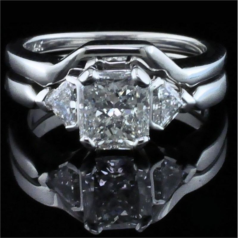 princess engagement ring rings diamonds cut diamond firemark jewellery