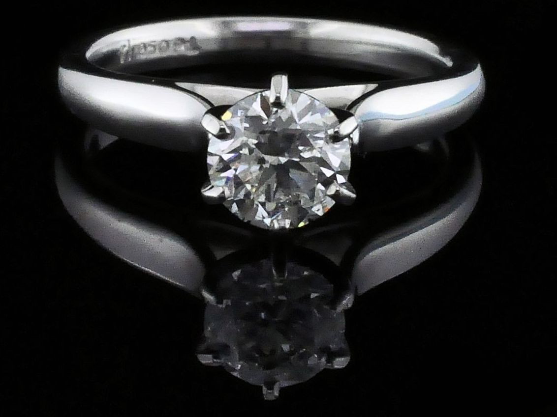 color diamond carat gia princess firemark laser clarity inscription g pin