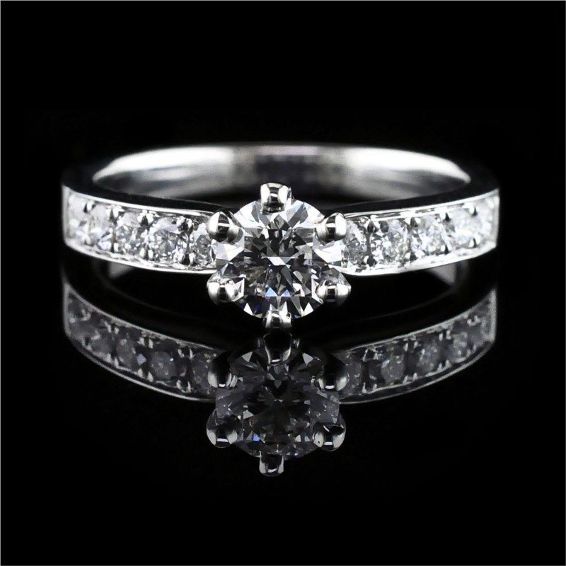 Diamond Engagement Rings - Diamond Engagement Ring