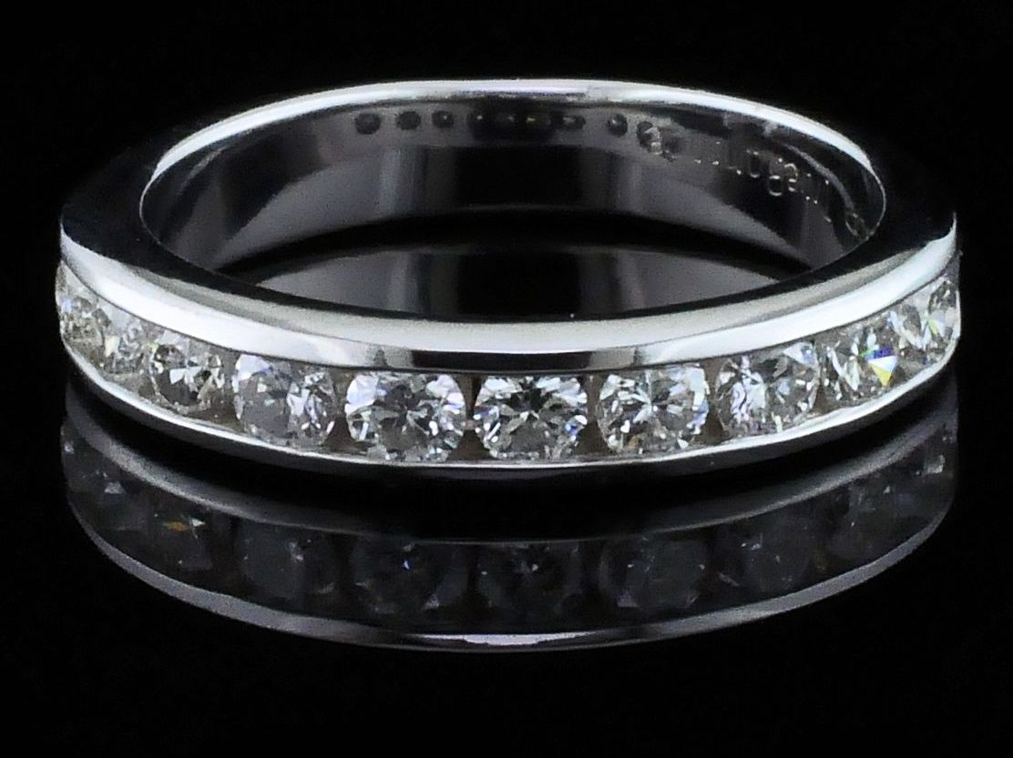 Diamond Anniversary Rings - True Romance Diamond Anniversary Ring