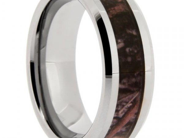 Tungsten Carbide Wedding Band - Tungsten Wedding Bands - image #2