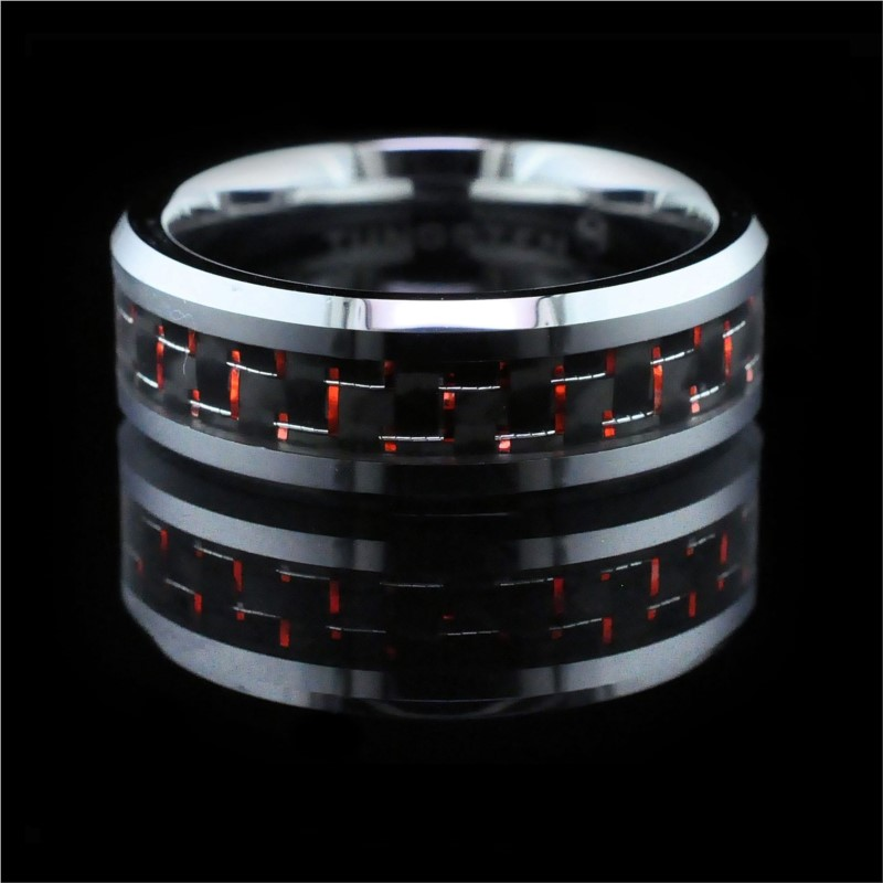 Tungsten Carbide Wedding Band - Tungsten Carbide Wedding Band