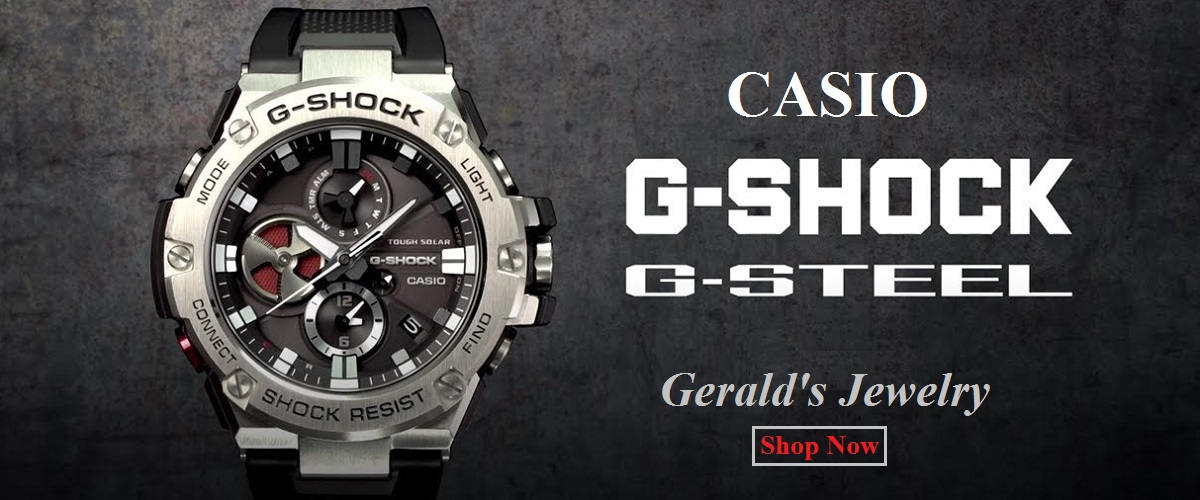 Casio G-Shock, G-Steel -