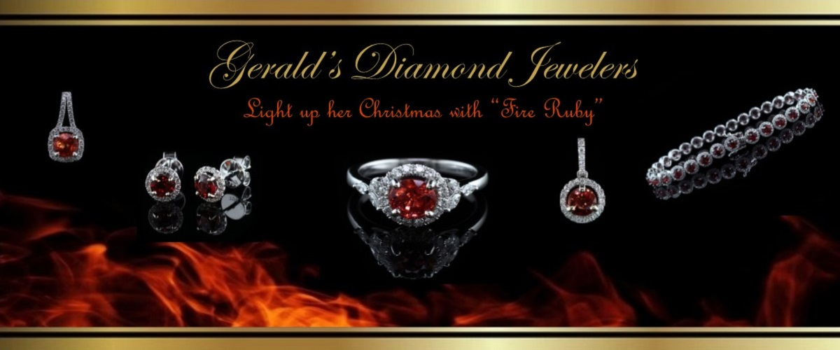 Fire Ruby Christmas -