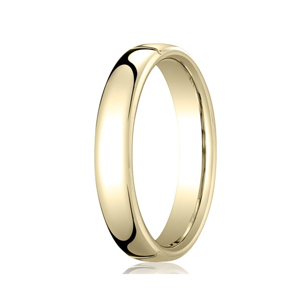 Benchmark | 14K Yellow Gold 5mm Light Comfort Fit Wedding Band | Style No. 001-709-02044 LCF15014KY11