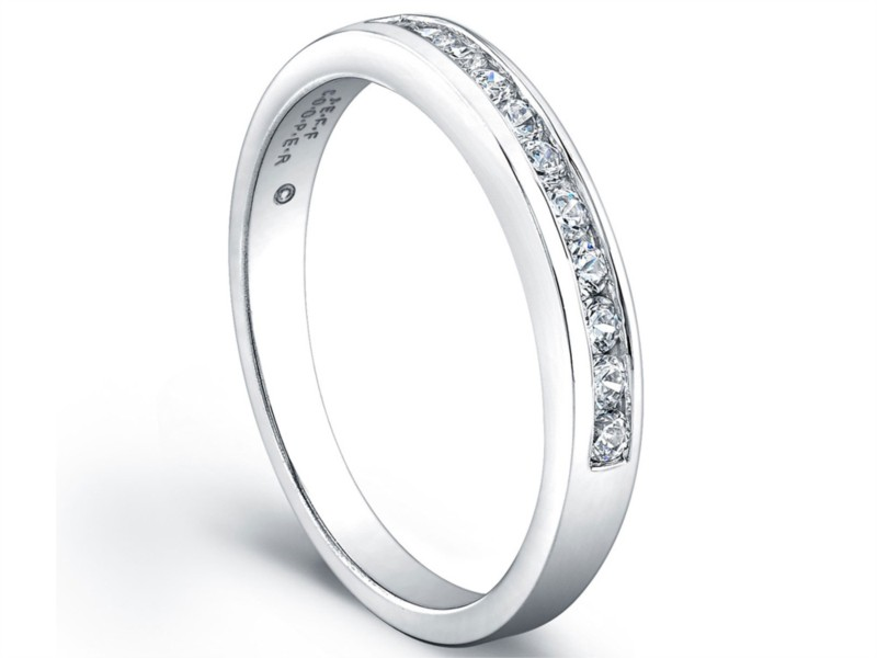 Jeff Cooper Eternity Woman's Wedding Band | Style No. 001-730-00115