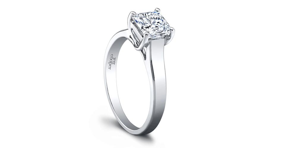 Jeff Cooper Engagement Ring Estella Collection R2977