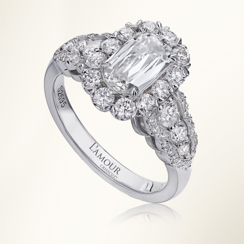Christopher Designs L'amour | Engagement Ring Mia Collection | Style No. 001-751-00012