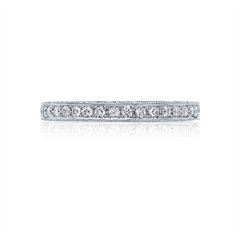 Tacori Blooming Beauties Collection | Woman's Wedding Band | Style No. 001-760-03218