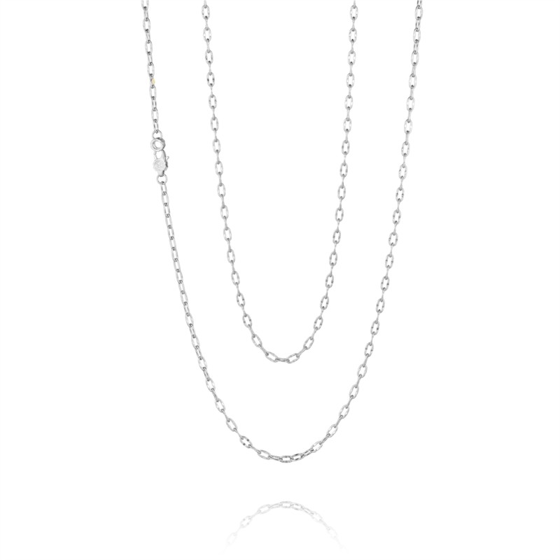 Tacori 18K925 Collection | Yellow Gold & Sterling Silver Chain | Style No. 001-761-00184 SC10038