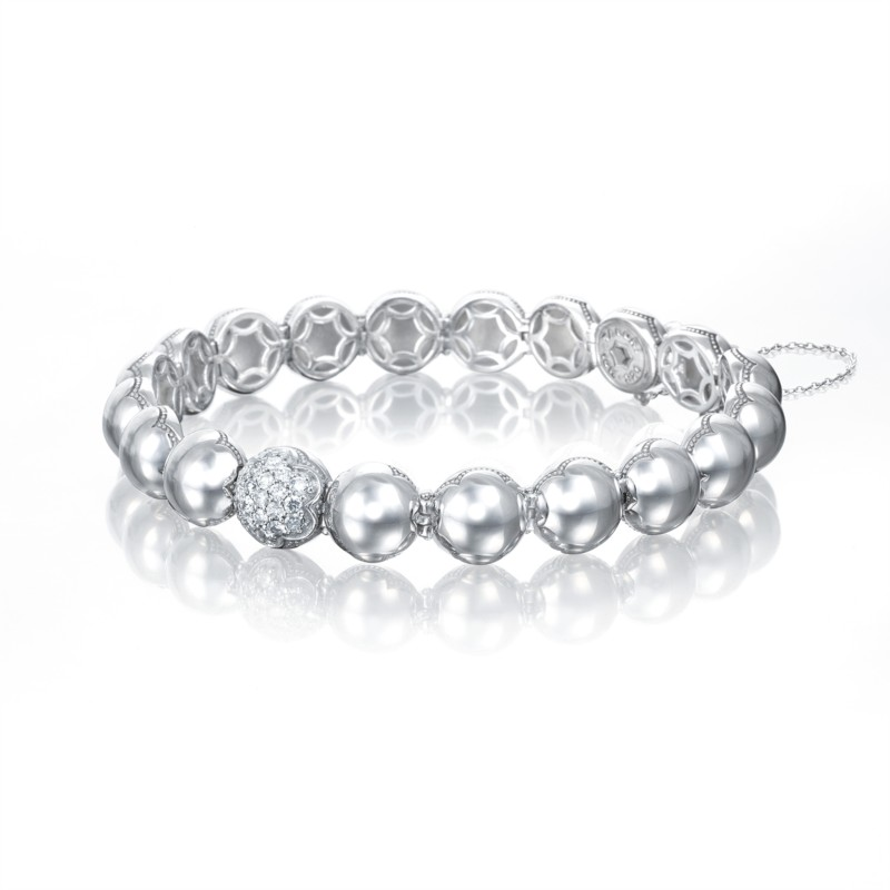 Tacori Sonoma Mist Collection | Sterling Silver & Yellow Gold Bracelet | Style No. 001-761-00805 SB194
