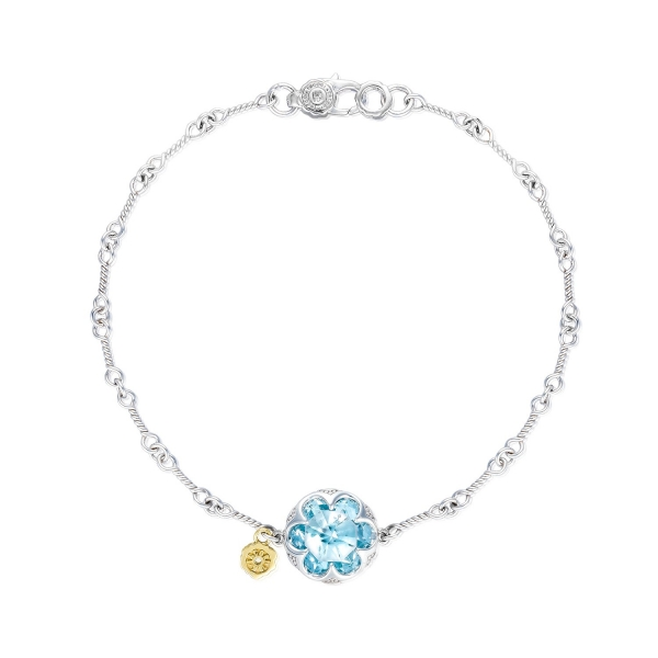 Tacori Sonoma Skies Collection | Sterling Silver & Sky Blue Topaz Bracelet | Style No. 001-761-01105 SB19802