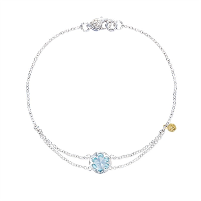 Tacori Sonoma Skies Collection | Sterling Silver Sky Blue Topaz Bracelet | Style No. 001-761-01114 SB20002