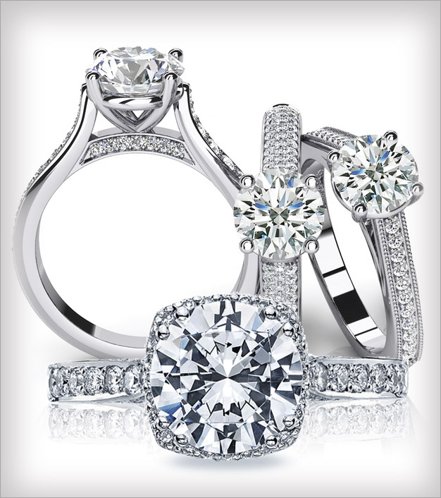 Engagement Rings San Francisco Engagement Rings. Jewelry San Francisco