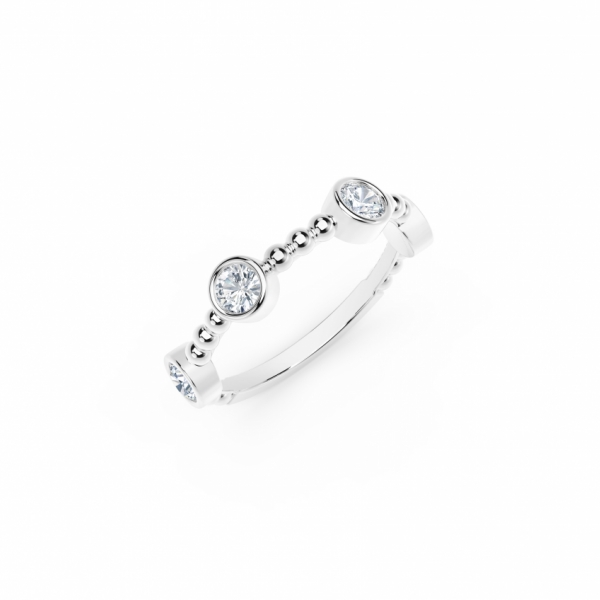 Fashion Rings - Forevermark Tribute Diamond Ring