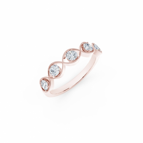 Wedding Rings - Forevermark Tribute Diamond Ring - image 2