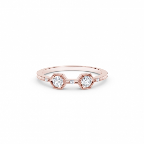 Wedding Rings - Forevermark Tribute Diamond Ring