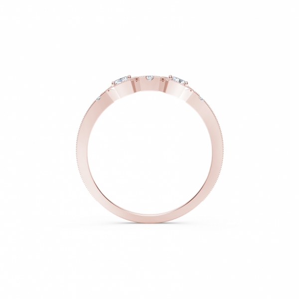 Wedding Rings - Forevermark Tribute Diamond Ring - image 3
