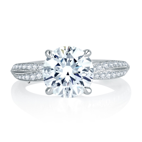 MES740Q-A.jpg A. JAFFE Engagement Ring