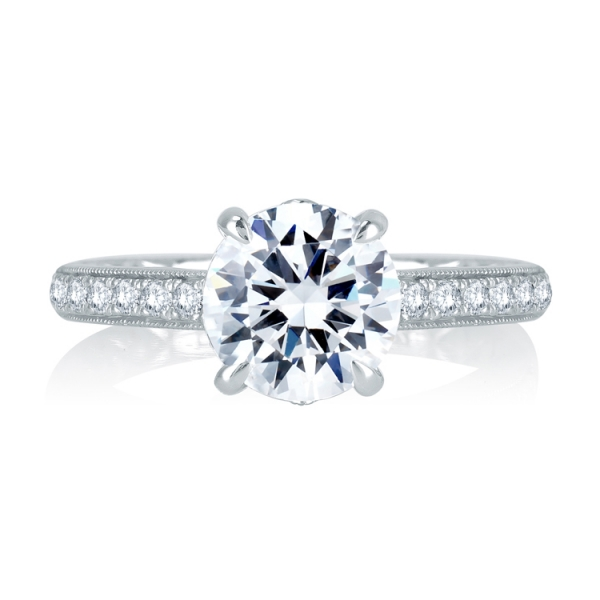 MES770Q-A.jpg A. JAFFE Engagement Ring
