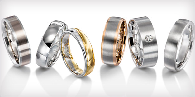 Wedding Rings San Francisco