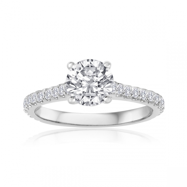Browse our unique collection of engagement rings or design your own custom ring at Sausalito Jewelers.