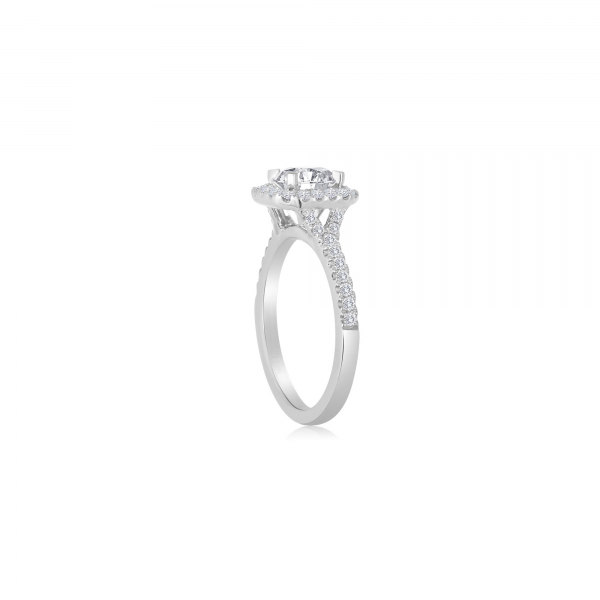 Browse our unique collection of engagement rings or design your own custom ring at Sausalito Jewelers.  - image #2