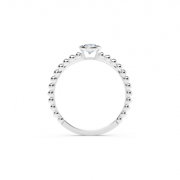 Forevermark Tribute Collection - The Forevermark Tribute Collection Diamond Stackable Ring - image 3