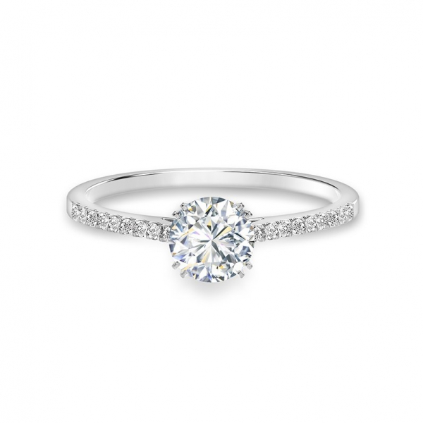 Forevermark Classic Diamond Engagement Ring