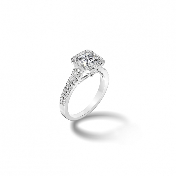 View the Forevermark Collection of Diamond Engagement Rings at Sausalito Jewelers. - image #3