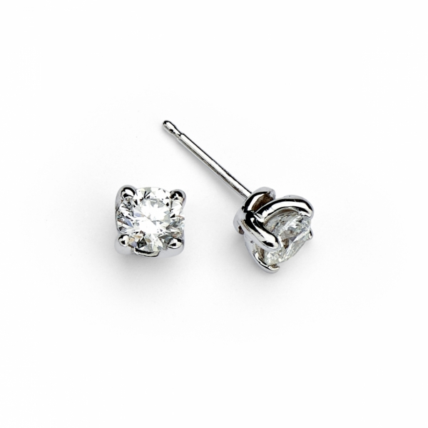 Forevermark Classic Diamond Stud Earrings