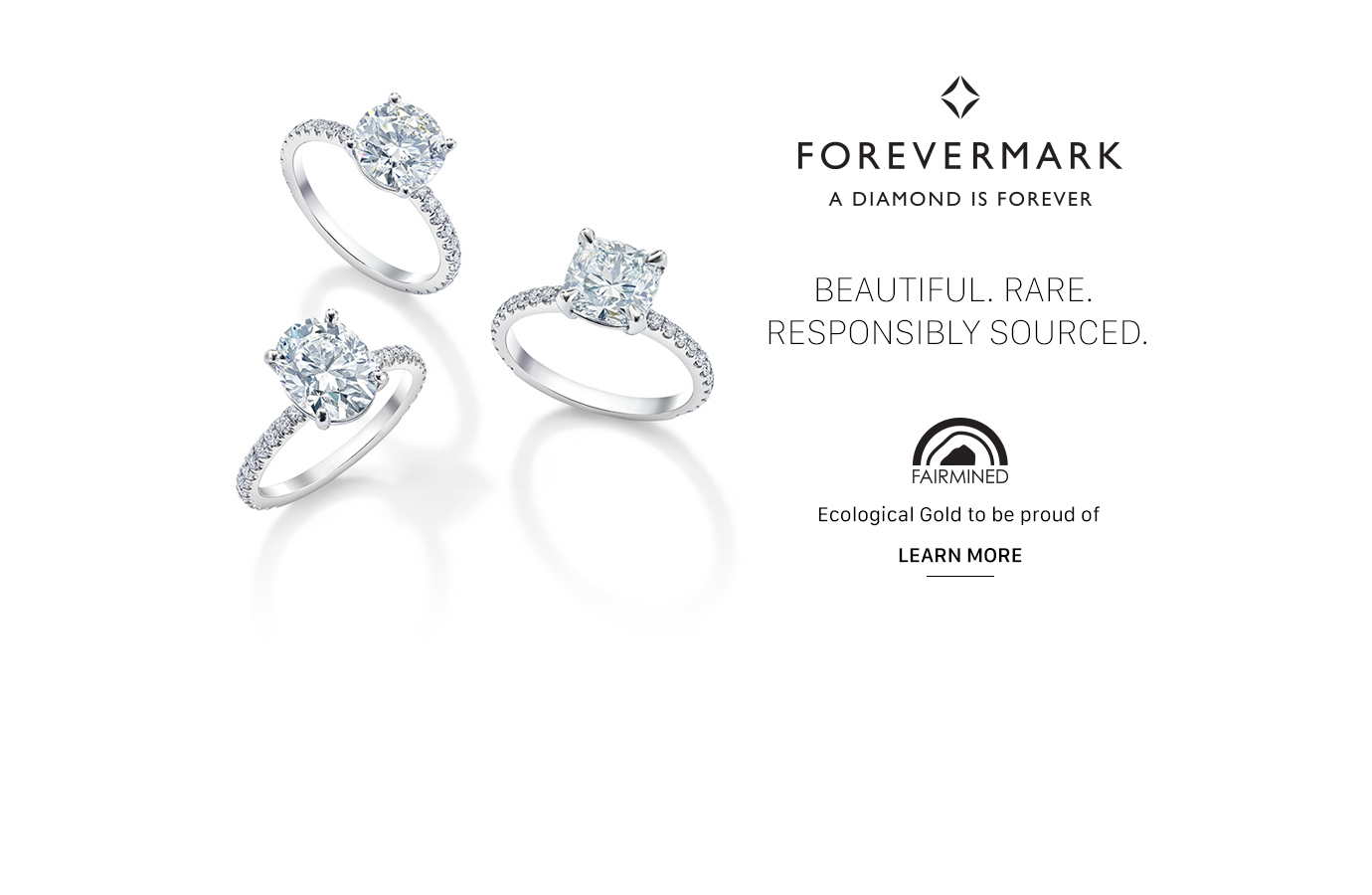 Responsibly-sourced Diamonds - Ethical Diamonds -