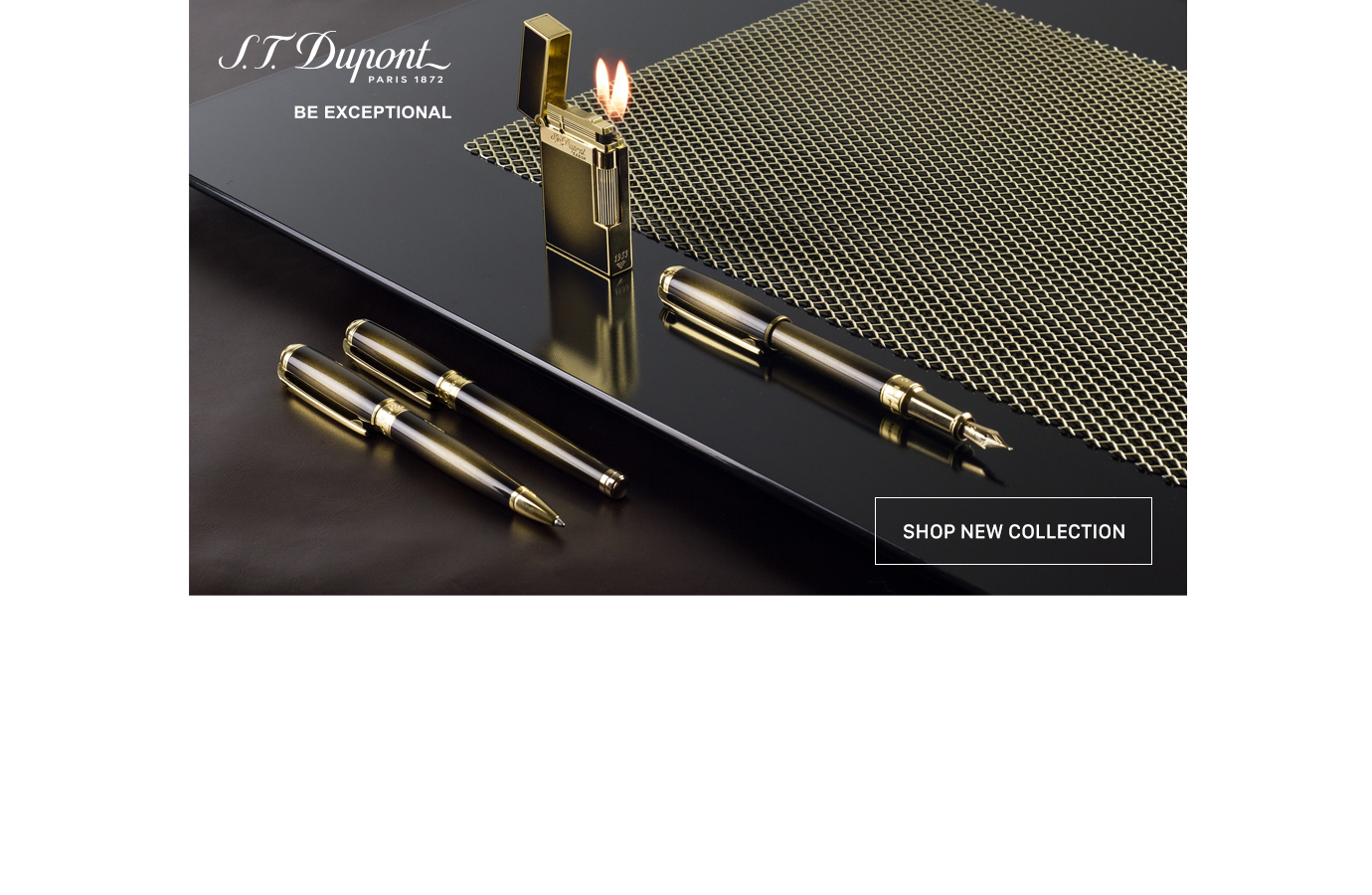 S.T. Dupont Collection -