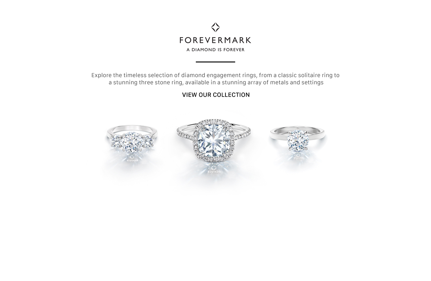 Forevermark Engagement Rings | Sausalito Jewelers -