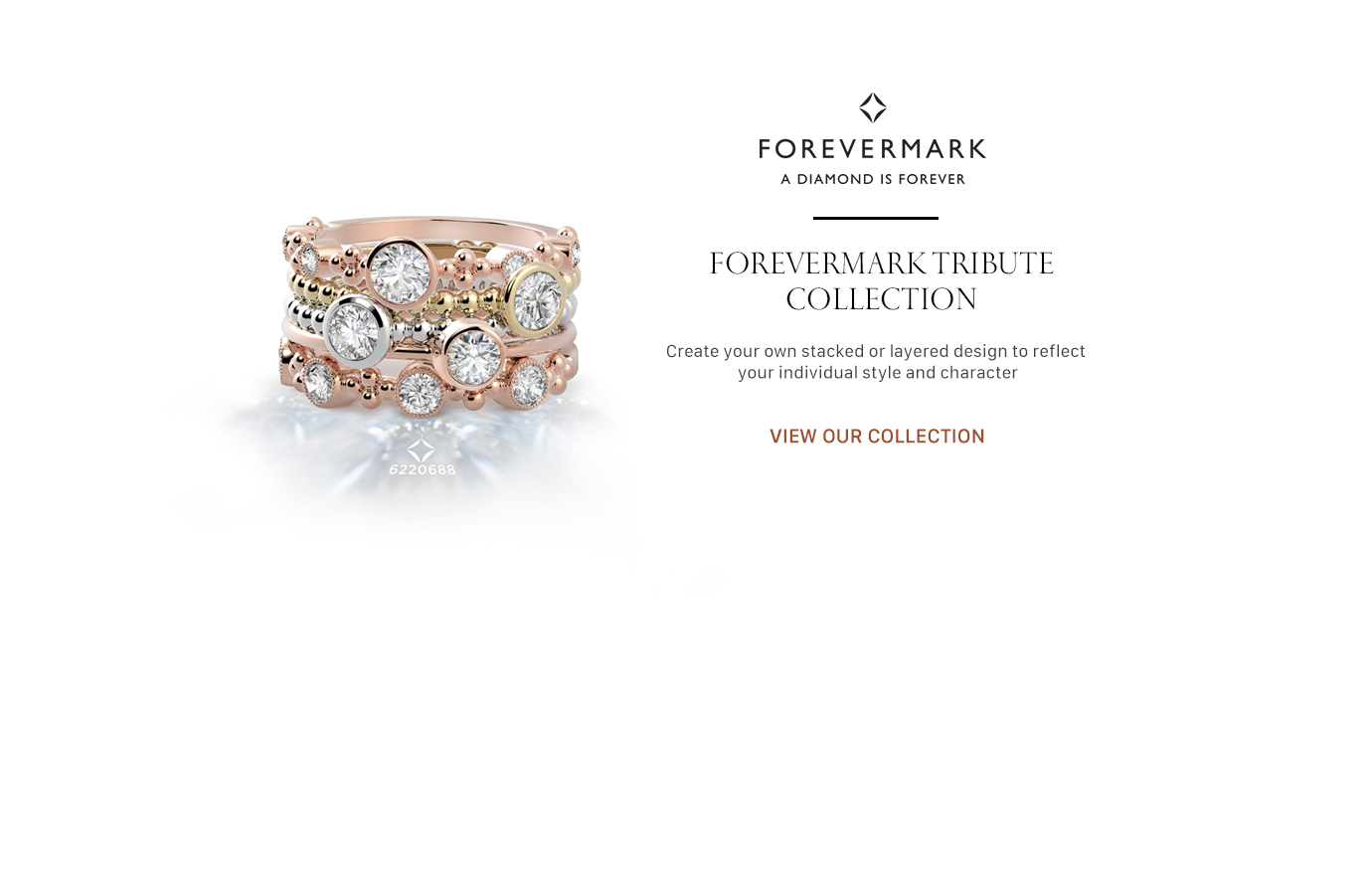 Forevermark - The New Tribute Collection | Sausalito Jewelers -